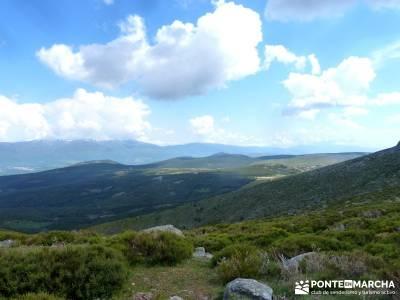 Senderismo Cuerda Larga; equipo senderismo verano; viajes organizados;caminatas sierra madrid